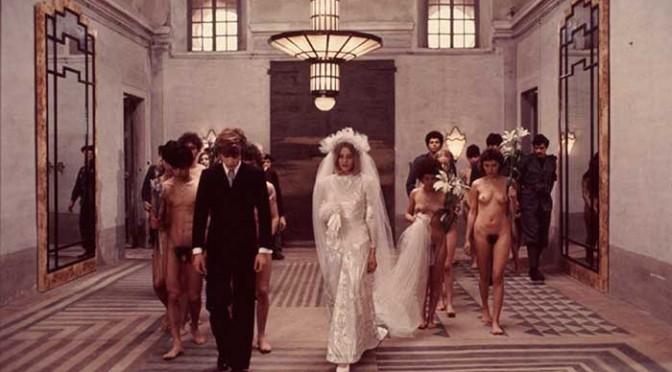 Saló ou 120 dias de Sodoma (1975 – Pier Paolo Pasolini)