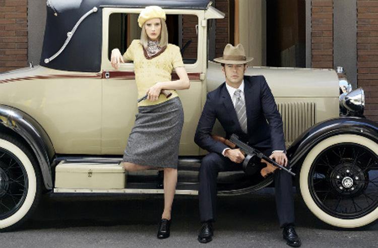 """Fetiche """"Bonnie & Clyde"""""""